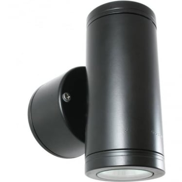 PURE LED Pillar Light Retro (230V Mains) - Powder coat colours