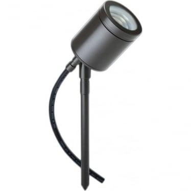 PURE LED Spike Spot Adjustable - Powder coat colours - Low Voltage