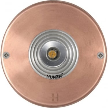 PURE LED Step Light - copper - Low Voltage
