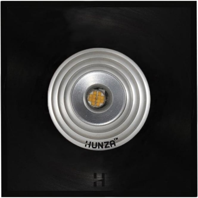 Hunza Outdoor Lighting PURE LED Step Light Square - Powder coat colours - Low Voltage