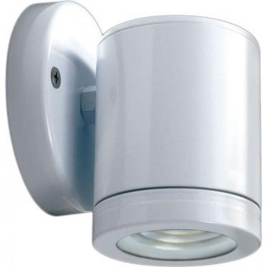 PURE LED Wall Down Light - Powder coat colours
