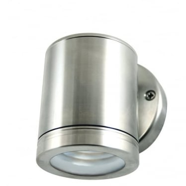 PURE LED Wall Down Light- stainless steel