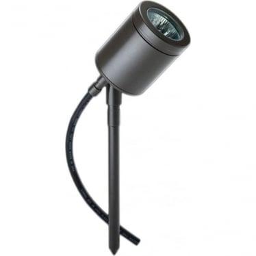 Spike Spot Adjustable - Powder coat colours - Low Voltage