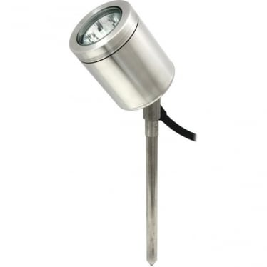 Spike Spot Adjustable - stainless steel - Low Voltage