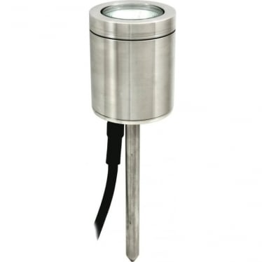 Spike Spot - stainless steel - Low Voltage