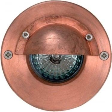 Step Light Eyelid - copper