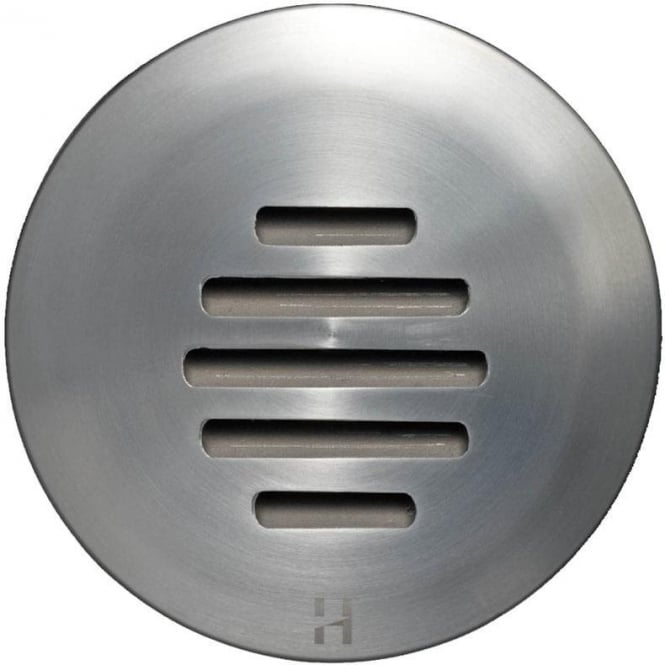 Hunza Outdoor Lighting Step Light Louvre - stainless steel - Low Voltage