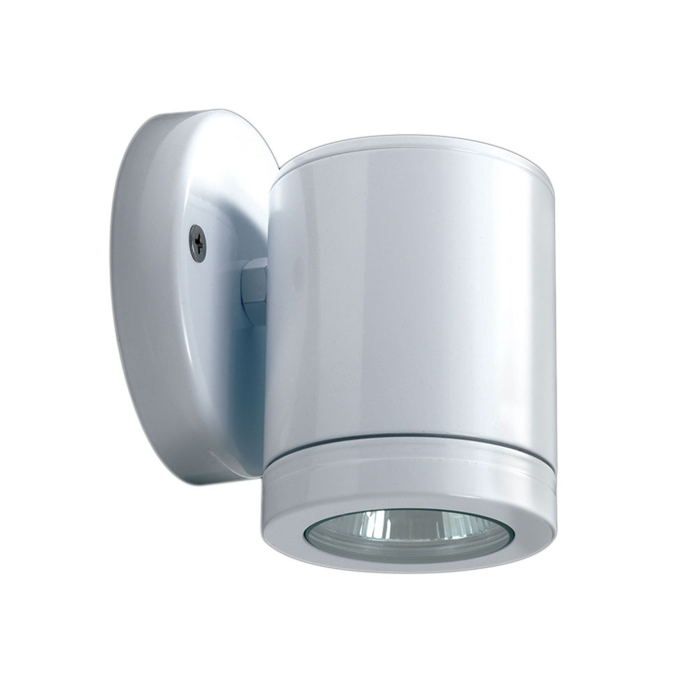 Hunza outdoor lighting wall down light powder coat for Outdoor lighting companies