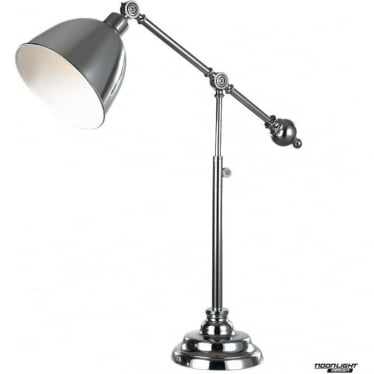 Albert table lamp - Chrome