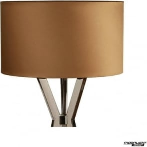 "Floor Lamp Shade Bronze 18""/450mm"