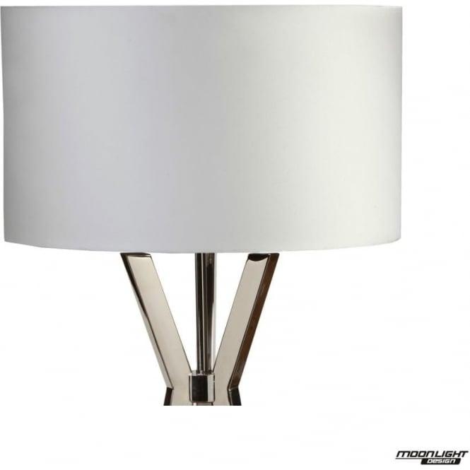 """Illuminati Floor Lamp Shade Pearl 18""""/450mm"""