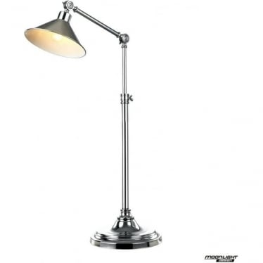 Sydney table lamp - Chrome