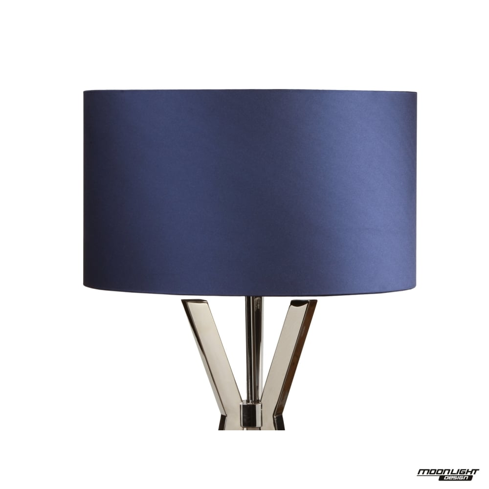 Illuminati Illuminati Table Lamp Shade Royal Blue 12 300mm