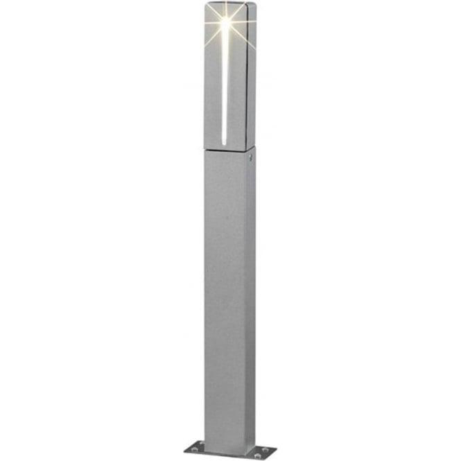 Konstsmide Garden Lighting Imola pole lamp high power LED - aluminium 7916-310