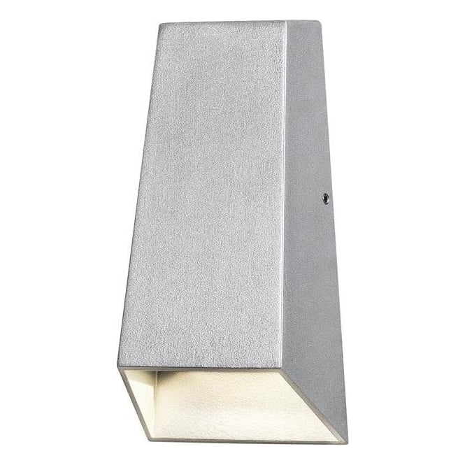 Konstsmide Garden Lighting Imola wall lamp high power LED - aluminium 7911-310