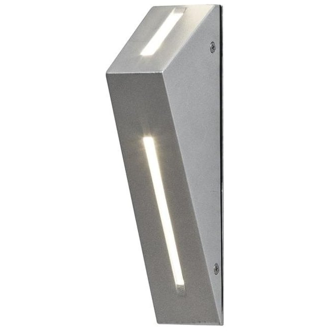 Konstsmide Garden Lighting Imola wall lamp high power LED - aluminium 7912-310