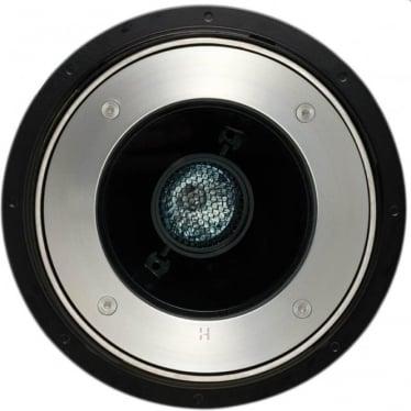 Inground 1-11/12GM - stainless steel - Low Voltage