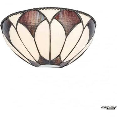 Tiffany Glass Aragon Wall fitting