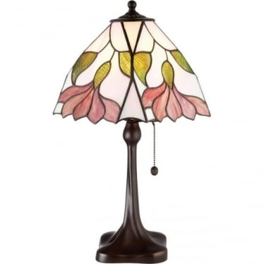 Tiffany Glass Botanica medium table lamp