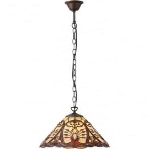 Tiffany Glass Châtelet medium single light pendant