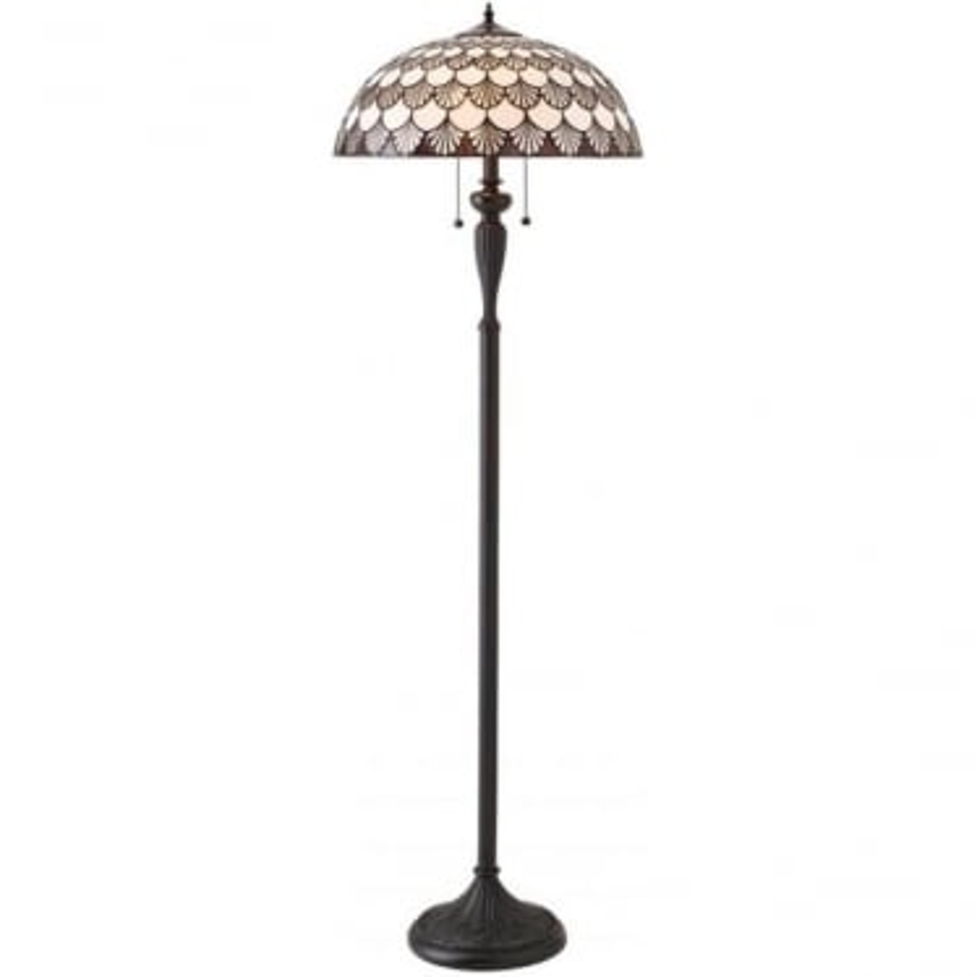 Tiffany Glass Missori floor lamp