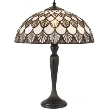 Tiffany Glass Missori medium table lamp