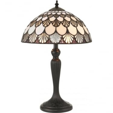 Tiffany Glass Missori small table lamp