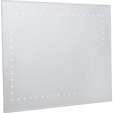 Kalamos Mirror IP44 with demister pad and motion sensor (no shaver socket)