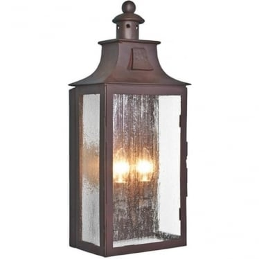 Kendal Wall Lantern - Old Bronze