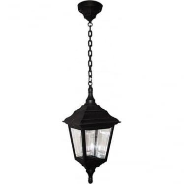 Kerry Chain Lantern - Black