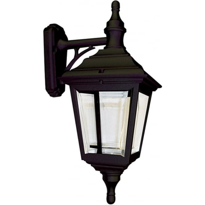 Elstead Lighting Kerry Wall Lantern - Black
