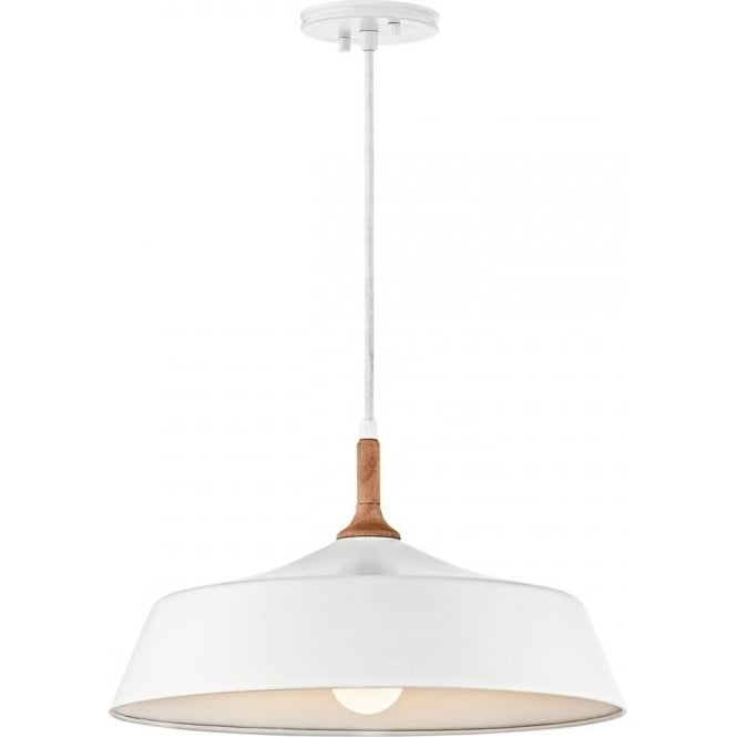 Kichler Danika Single Pendant White