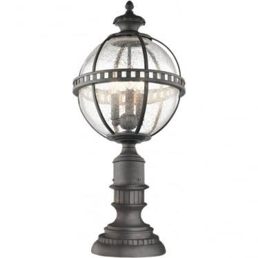 Halleron 3 light Pedestal Lantern Londonerry