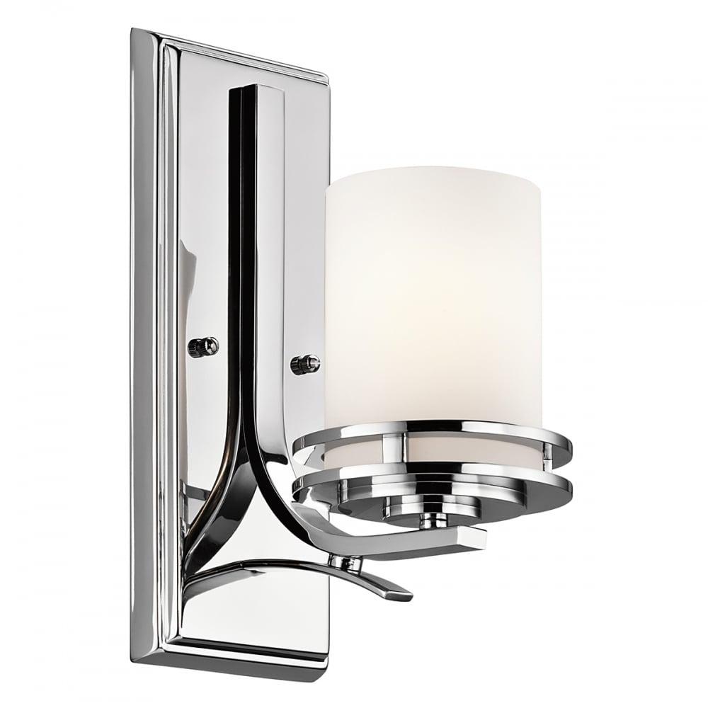 Kichler Kichler Hendrik Single Light Bathroom LED Wall Light IP44 ...