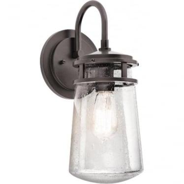 Lyndon medium wall lantern - Bronze