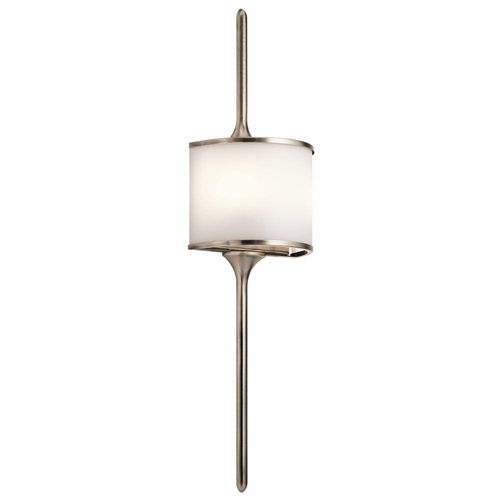 Kichler Kichler Mona 2 Light Bathroom LED Wall Light IP44 Classic ...