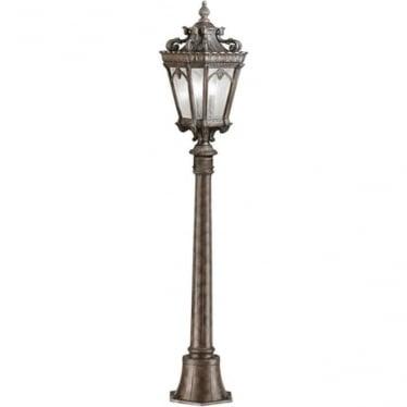 Tournai medium pillar - Bronze