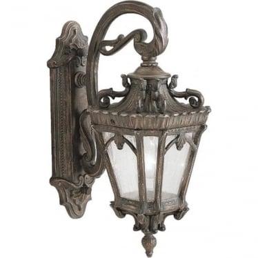 Tournai medium wall lantern - Bronze