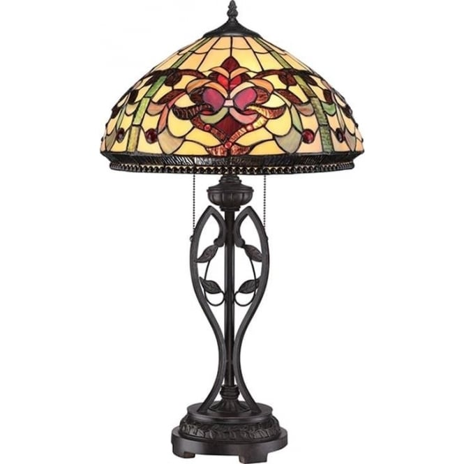 Quoizel Kings Pointe Table Lamp