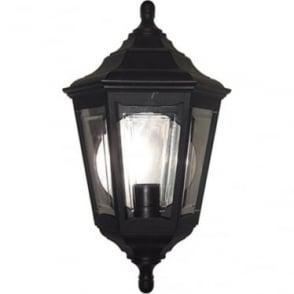 Kinsale Flush Lantern - Black
