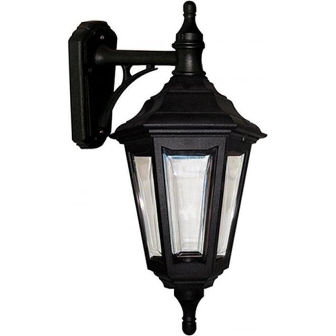 Elstead Lighting Kinsale Wall Lantern - Black