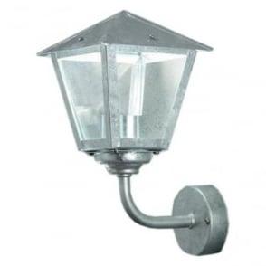 Benu wall up light LED - galvanised 440-320