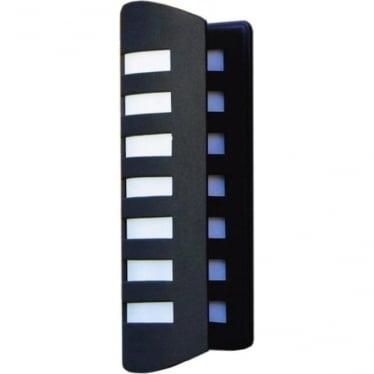 Brage wall light - black 507-752