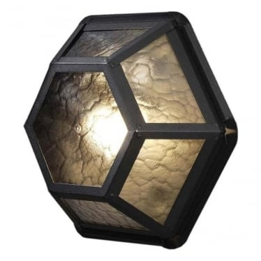 Castor wall light - black 533-750
