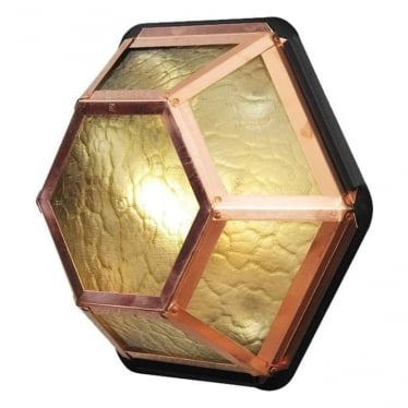 Castor wall light - copper 533-900
