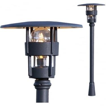 Freja post light - black 523-750