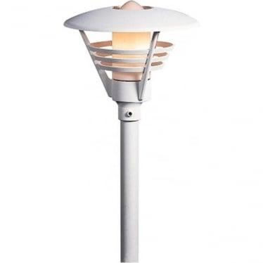 Gemini post light - white 502-250