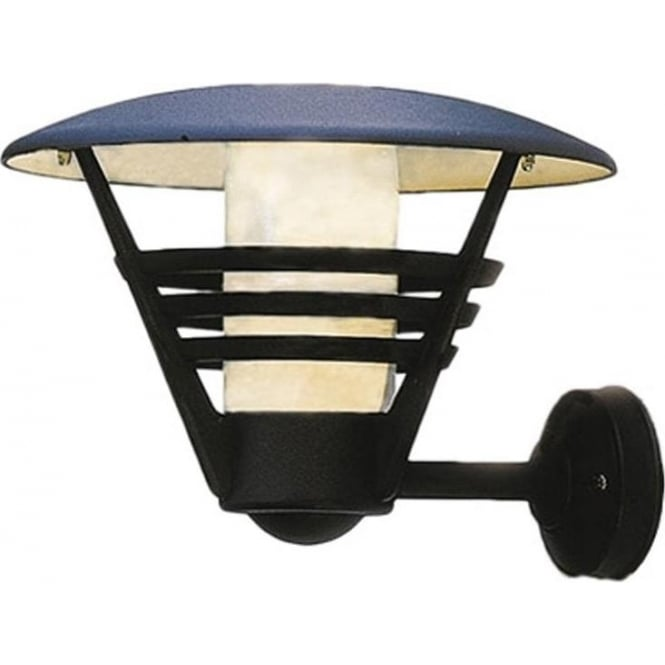 Konstsmide Garden Lighting Gemini wall light - black 503-750