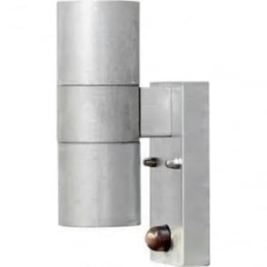 Modena wall lamp double - galvanised 7542-320