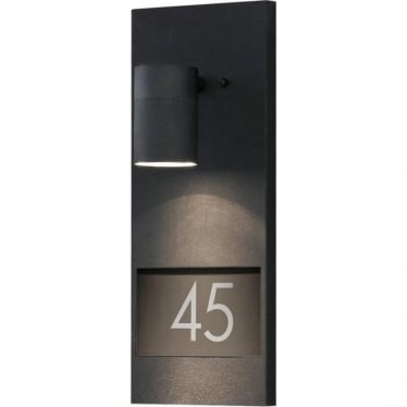 Modena wall lamp - house  light - black 7655-750